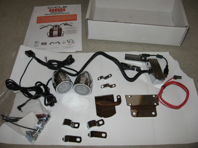 The Contents of the Box